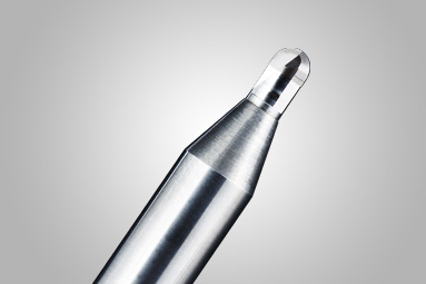 CBN Lapping Ball End Mills
